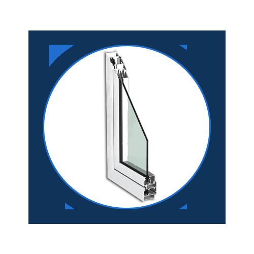 Weissprofil WP6000 - алуминиева дограма Плевен