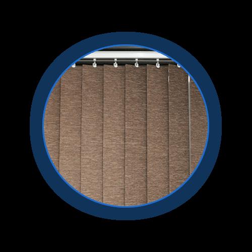 Вертикални текстилни щори от Васима