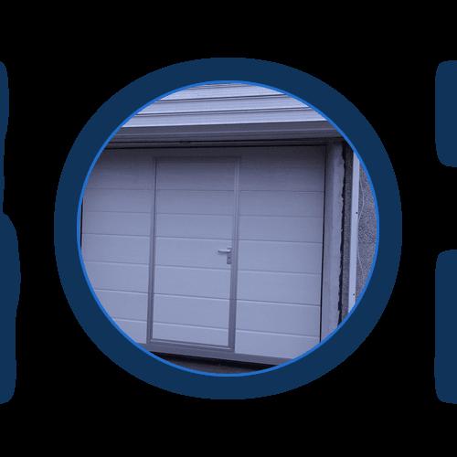 Гаражни врати - Васима Плевен - секционни гаражни врати